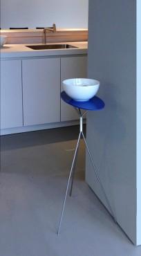 Bulthaupt-Silestone-blauw