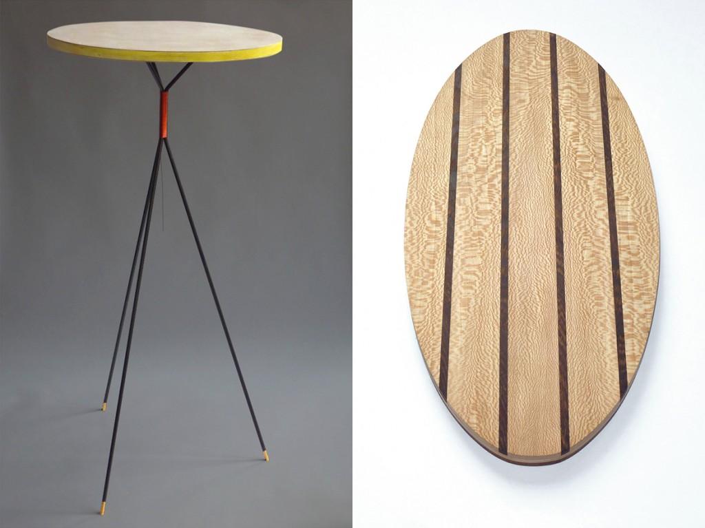 NDEBELE TABLE - van Dansik Basic+Plataan